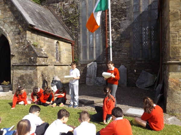 Reading the 1916 Proclamation