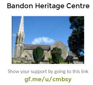 Bandon Heritage Centre gofundme